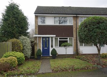 Thumbnail 3 bed end terrace house for sale in Keats Way, Hitchin