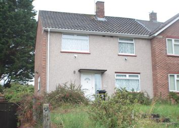 Thumbnail 3 bed end terrace house for sale in Sherrin Way, Withywood, Bristol