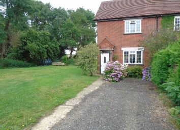 Thumbnail 3 bed cottage to rent in Hall Cottages, Baylham