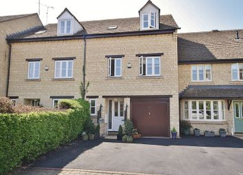 Thumbnail 4 bed terraced house for sale in Grangers Place, Witney