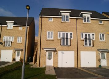 Thumbnail 3 bed end terrace house for sale in Low Whin Close, Keighley, West Yorkshire