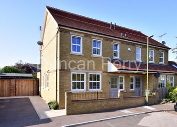 St Francis Close, Potters Bar, Herts EN6. 3 bed semi-detached house for sale