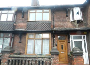 Thumbnail 1 bed flat to rent in Victoria Road, Hanley, Stoke-On-Trent