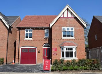 Thumbnail 4 bed property for sale in Leciester Road, Lutterworth