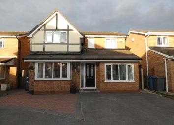 Thumbnail 4 bed detached house for sale in Zander Grove, Liverpool