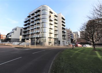 Thumbnail Studio to rent in Panorama Apartments, Harefield Road, Uxbridge