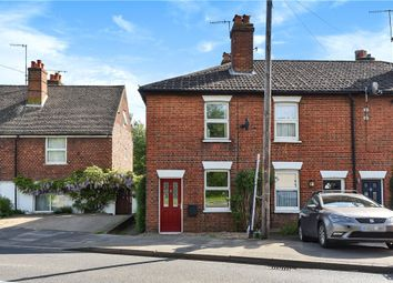 Thumbnail 2 bedroom end terrace house for sale in Birtley Road, Bramley, Guildford