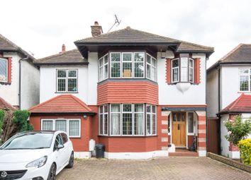 Thumbnail 5 bedroom detached house for sale in Bramley Road, Oakwood, London