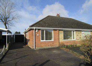 Thumbnail 2 bedroom semi-detached bungalow to rent in Chesham Drive, New Longton, Preston