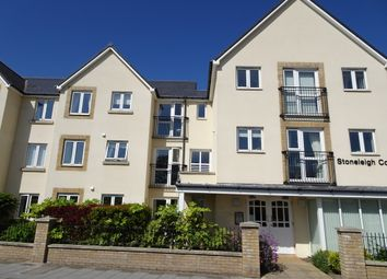 Thumbnail 2 bed flat for sale in Stoneleigh Court, Porthcawl