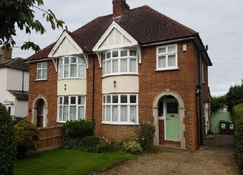 Thumbnail 3 bed semi-detached house for sale in Clifton Road, Shefford