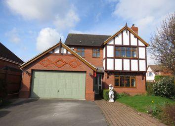 4 bed detached house for sale in Welland Road, Hilton, Derby DE65