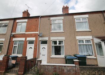 Thumbnail 2 bed terraced house to rent in Grindle Road, Longford, Coventry