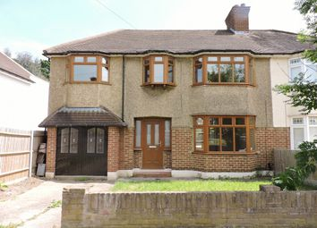 Thumbnail 5 bed semi-detached house for sale in Elmbridge Avenue, Berrylands, Surbiton