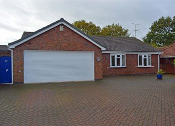Thumbnail 3 bed detached bungalow for sale in Avenue Clamart, Scunthorpe