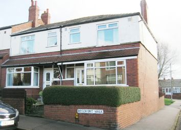 Thumbnail 3 bed terraced house to rent in Rosemont Walk, Bramley, Leeds