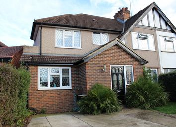 Thumbnail 5 bed semi-detached house for sale in Silver Close, Harrow Weald