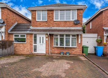 3 bed detached house for sale in Kestrel Way, Chelsyn Hay, Walsall WS6