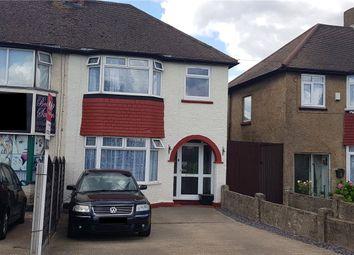 3 bed semi-detached house for sale in Burnham Road, Dartford, Kent DA1