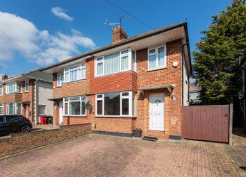 Thumbnail 3 bed semi-detached house for sale in Cippenham Close, Cippenham, Slough
