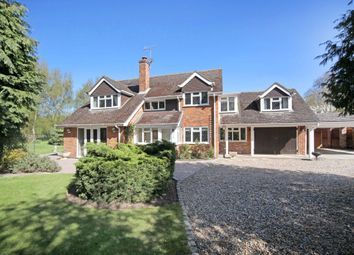 Thumbnail 5 bed detached house to rent in Water Oakley Farmhouse, Down Place, Water Oakley, Windsor