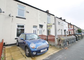 Thumbnail 2 bed terraced house for sale in Worsley Road, Winton, Eccles