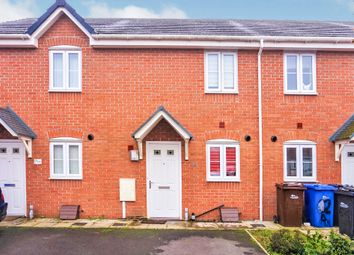 2 bed terraced house for sale in Saw Mill Way, Burton-On-Trent DE14