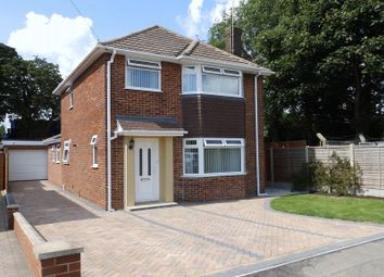 Thumbnail 3 bedroom detached house for sale in Briery Close, Swindon