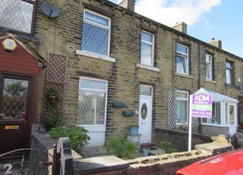 Thumbnail 2 bed terraced house to rent in Quarry Road, Crosland Hill, Huddersfield