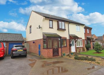 Thumbnail 3 bedroom semi-detached house for sale in Beech Croft, Cullompton