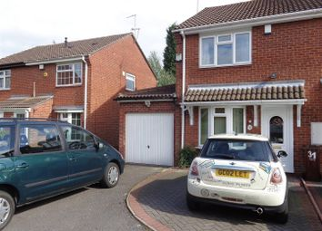 Thumbnail 2 bedroom detached house to rent in Merstone Close, Bilston