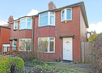 Thumbnail 3 bedroom semi-detached house to rent in Heywood Road, Harrogate