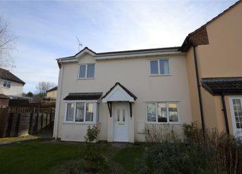Thumbnail 3 bedroom semi-detached house for sale in Wright Drive, Copplestone, Crediton, Devon