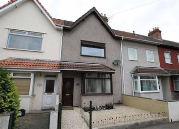 Thumbnail 2 bedroom terraced house for sale in Cook Street, Avonmouth, Bristol