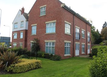 Thumbnail 1 bed flat to rent in Roebuck Court, Uttoxeter