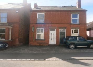 Thumbnail 3 bed semi-detached house for sale in Barroon, Castle Donington, Derby