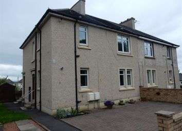 Thumbnail 2 bed flat to rent in Netherton Road, Wishaw