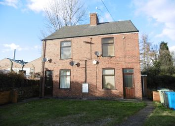 Thumbnail 1 bed flat to rent in Stone Row, Off Chatsworth Road, Brampton, Chesterfield