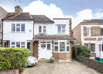 Thumbnail 4 bed semi-detached house for sale in Waldegrave Gardens, Twickenham