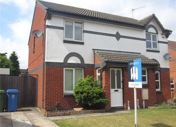 Thumbnail 2 bed semi-detached house to rent in Loxley Drive, Mansfield, Notts