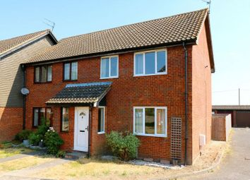 Thumbnail 3 bed end terrace house to rent in Church Hill, Cheddington, Leighton Buzzard