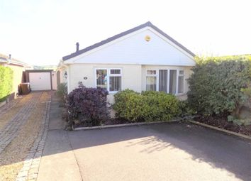 Thumbnail 2 bed semi-detached bungalow for sale in Rennie Crescent, Cheddleton, Staffordshire