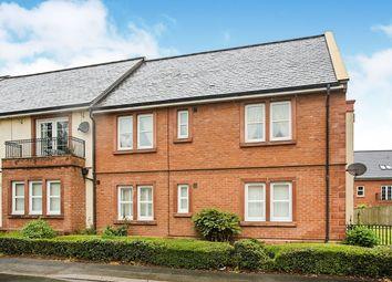 Thumbnail 2 bedroom flat for sale in Chapel Brow, Carlisle, Cumbria