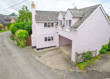 Thumbnail 4 bedroom detached house for sale in Lynch Lane, Fowlmere