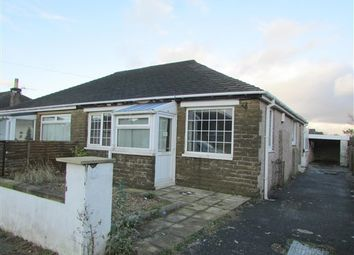 Thumbnail 2 bed bungalow for sale in Westgate Park Road, Morecambe
