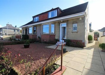 Thumbnail 3 bed semi-detached bungalow for sale in Eldon Street, Greenock