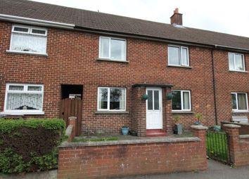 Thumbnail 4 bedroom terraced house for sale in Sunnylands Avenue, Carrickfergus