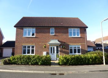 Thumbnail 4 bed property for sale in Proctor Drive, Lee-On-The-Solent