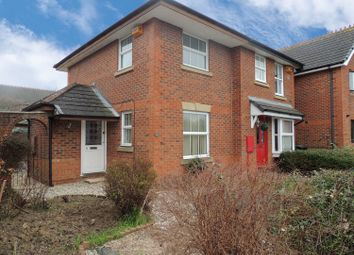 Thumbnail 1 bed semi-detached house to rent in Westminster Way, Banbury