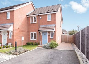 Thumbnail 3 bed end terrace house for sale in Foxton Close, Tamworth, Staffordshire, United Kingdom
